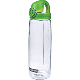 Nalgene Flaska OTF 0,7L Tritan clear/green